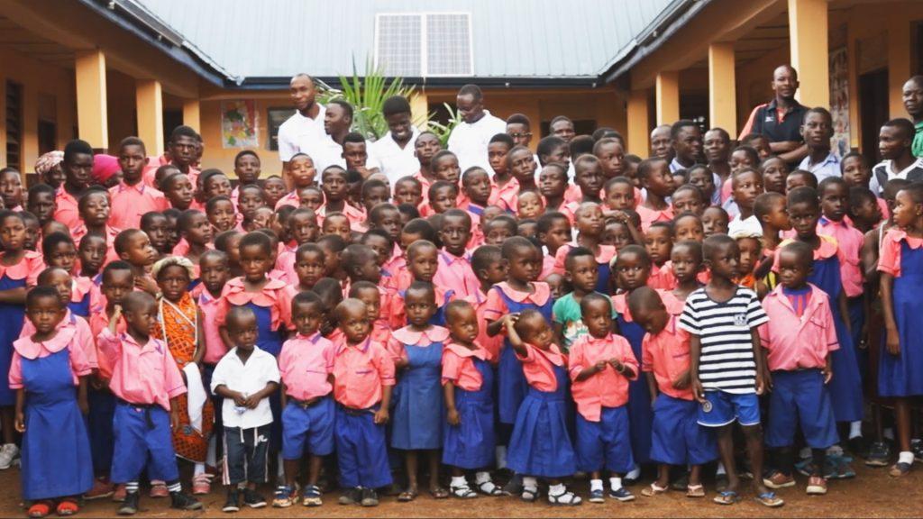 Prosperity Academy Students